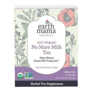 【在庫一掃セール】100%オーガニック 離乳のためのハーブティー ティーバッグタイプ 16個入り earth mama(アースママ)|speedbody