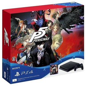 PlayStation 4 Persona5 Starter Limited Pack(CUH-10012)|speedwagon