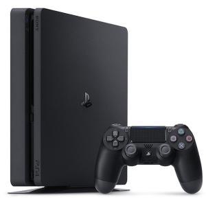 新型PS4 PlayStation 4 ジェット・ブラック 1TB(CUH-2000BB01)|speedwagon