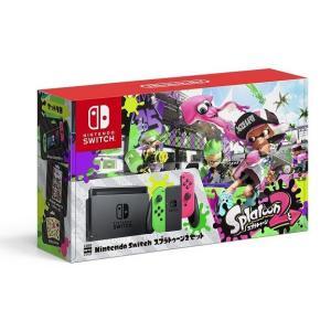 【新品】【即納】Nintendo Switch Nintendo Switch スプラトゥーン2セット 任天堂 スイッチ|speedwagon