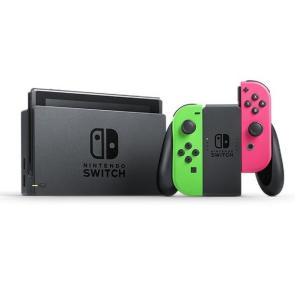 【新品】【即納】Nintendo Switch Nintendo Switch スプラトゥーン2セット 任天堂 スイッチ|speedwagon|02
