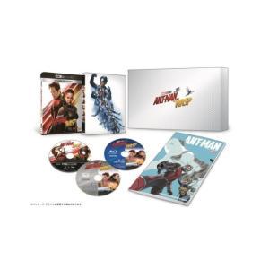 【新品】【即納】 アントマン&ワスプ 4K UHD MovieNEX プレミアムBOX 数量限定 Blu-ray 【定価10,800円】|speedwagon