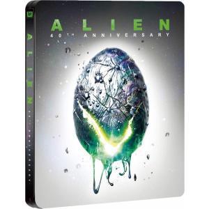 【新品】【即納】エイリアン 製作40周年記念版 スチールブック仕様(2枚組)[Blu-ray+4K ULTRA HD]|speedwagon