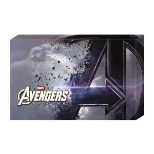【新品】2019年9月4日頃入荷次第発送予定!アベンジャーズ/エンドゲーム 4K UHD MovieNEX プレミアムBOX GILD design iPhone7/8ケース Blu-ray