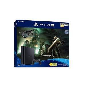 【新品】2020年4月10日頃入荷次第発送 PlayStation 4 Pro FINAL FANTASY VII REMAKE Pack(HDD:1TB) ファイナルファンタジー7 PS4|speedwagon