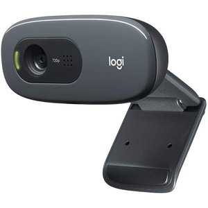 【新品】【即納】ロジクール ウェブカメラ C270n ブラック HD 720P