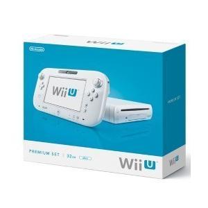 【新品】【即納】難あり(2)!任天堂 Wii U プレミアムセット(shiro)白 本体 ゲーム機|speedwagon