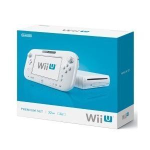 【新品】【即納】難あり(3)!任天堂 Wii U プレミアムセット(shiro)白 本体 ゲーム機|speedwagon