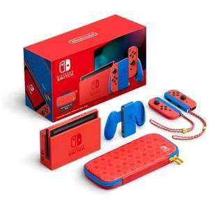 【新品】【即納】Nintendo Switch マリオレッド×ブルー セット スイッチ 本体|speedwagon