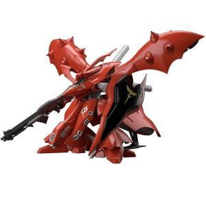 【新品】【即納】HGUC 機動戦士ガンダム 逆襲のシャア ベルトーチカ・チルドレン ナイチンゲール 1/144スケール 色分け済みプラモデルの画像