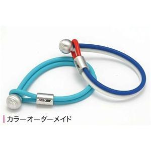 ★送料無料★SEV ルーパー ブレスレット2  3サイズxお好きなカラー9色組み合わせ  SEVダブルループタイプブレスレット セブbracelet2 健康用品 speedz555