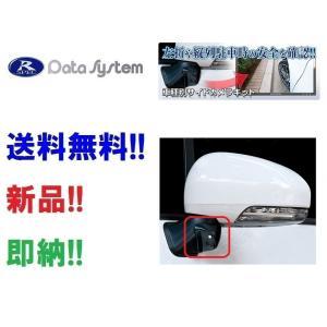 データシステム サイドカメラキット SCK-36S3A  ステップワゴン(RG1・2・3・4)(H17.5〜H21.9) カメラカバー+カメラ内蔵 LED内蔵タイプ つや消し黒 speedz555