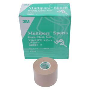 3M(スリーエム) マルチポア スポーツ_レギュラー伸縮固定テープ6個入 274350