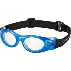 AXE アックス  ホゴメガネ Mサイズ AEP01 ブルー|spg-sports
