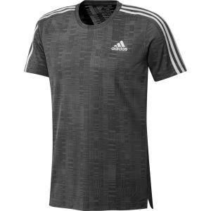 adidas アディダス OWN Tシャツ RUN PRIMEBLUE Tシャツ 25290 BLK/BLK|spg-sports