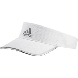 adidas アディダス RUN AERORDY VISOR 25647 WHT/WHT/リフレク spg-sports