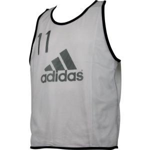 adidas(アディダス) フットボール ビブス(10枚セット) BDP75 ライトグラナイト