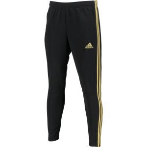 adidas(アディダス) mi TEAM18 トレーニングパンツ CE7404 ブラック/ゴールド|spg-sports