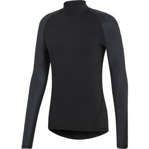 adidas(アディダス) ALPHASKIN ATHLETE CLIMAWARM ロングスリーブシャツ EMD49 ブラック|spg-sports