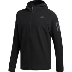adidas(アディダス) オウン ザ ラン ソフト シェル ジャケットM EVK79 BLK|spg-sports