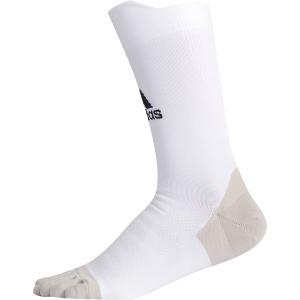 adidas(アディダス) 5フィンガー ALPHASKIN ソックス FTG37 WHT/BLK|spg-sports