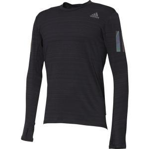 adidas(アディダス) RUNR 長袖TシャツM FUF74 BLK|spg-sports