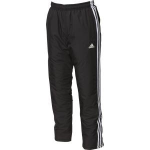adidas アディダス BSウォーマーパンツ FUX97 ブラック×ホワイト|spg-sports
