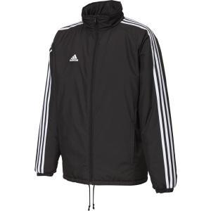 adidas アディダス BSウォーマージャケット FUX98 ブラック×ホワイト|spg-sports