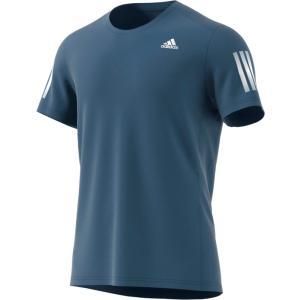 adidas(アディダス) オウン ザ ラン TシャツM FWB26 テックインク_F19|spg-sports