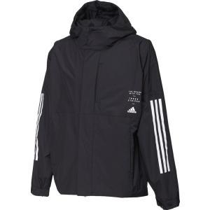 adidas(アディダス) M ID ウインドブレーカー ジャケット 裏起毛 メンズ FYK51 BLK|spg-sports