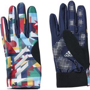 adidas(アディダス) 5T ウォームグローブ FYK66 COLNVY/SLVメッ|spg-sports