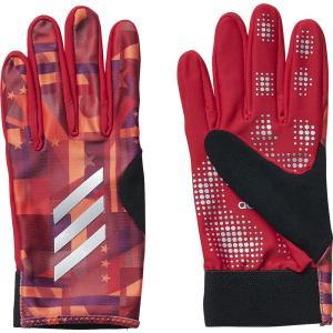 adidas(アディダス) 5T ウォームグローブ FYK66 SC/SLVメット|spg-sports
