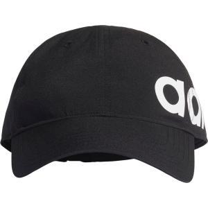 adidas アディダス ESS BASEBALL BOLD CAP GVN44 BLK/BLK/WHT|spg-sports