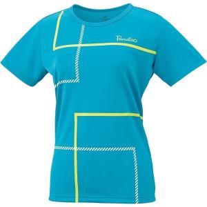 PARADISO(パラディーゾ) レディース テニスウェア ゲームシャツ 58CL3A EG|spg-sports