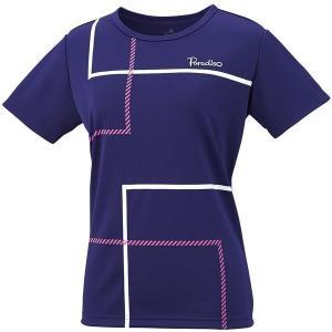 PARADISO(パラディーゾ) レディース テニスウェア ゲームシャツ 58CL3A NA|spg-sports