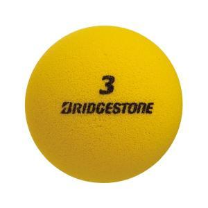 BridgeStone(ブリジストン) スポンジボール3 BBPPS4|spg-sports