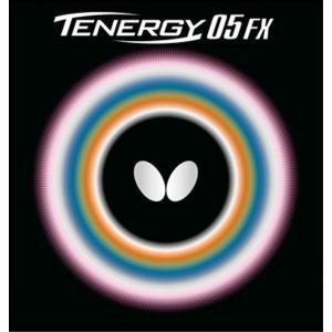 バタフライ(Butterfly) テナジー・05・FX(Tenergy05フレックス) 05900 レッド|spg-sports