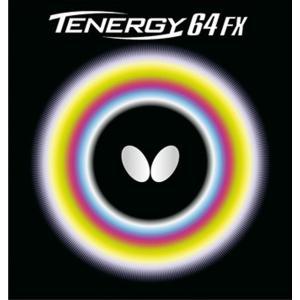 バタフライ(Butterfly) 卓球用ラバー テナジー・64FX 05920 レッド|spg-sports