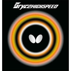 バタフライ(Butterfly) ラバー ブライス ハイスピード 05950 ブラック|spg-sports