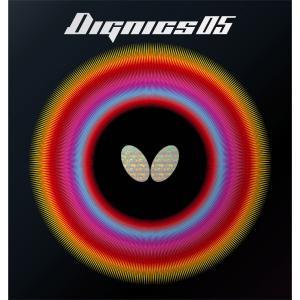 バタフライ Butterfly 裏ラバー DIGNICS 05 ディグニクス05 06040 ブラック|spg-sports