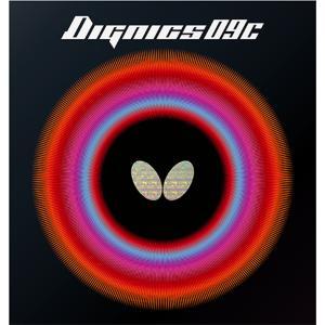 バタフライ Butterfly ハイテンション裏ラバー DIGNICS 09C ディグニクス09C 06070 ブラック|spg-sports