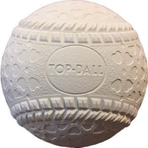 トップボ−ル 新・軟式野球用ボールM号 一般・中学生用  1ダース 12個  TOPM|spg-sports