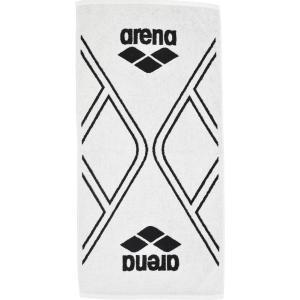 ARENA(アリーナ) バスタオル AEALGE10 ホワイト|spg-sports
