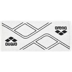 ARENA(アリーナ) スポーツタオル AEALGE11 ホワイト|spg-sports
