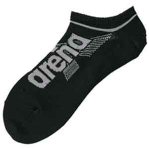 ARENA(アリーナ) ゴーストソックス AEAMGB61 ブラック|spg-sports