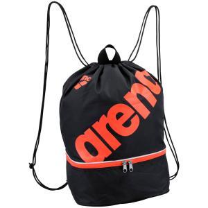 ARENA(アリーナ) プールバッグ AEANJA03 ブラック|spg-sports