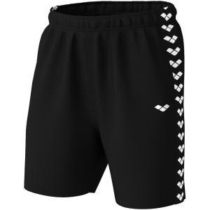ARENA アリーナ  ショートパンツ 男女兼用 ユニセックス AMUPJD82 AMUPJD82 ブラック|spg-sports