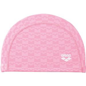 ARENA(アリーナ) 2WAYシリコンキャップ ARN6407 ピンク