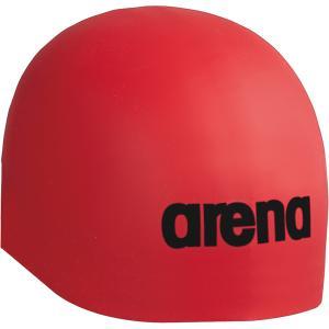 ARENA(アリーナ) シリコンキャップ(AQUAFORCE 3D) ARN9900 レッド spg-sports
