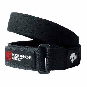 デサント(DESCENTE) Kounoe Belt コウノエベルト 肘用 DAT8102 ブラック|spg-sports